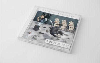 """NEW CD: """"INSANE"""" (2018)"""